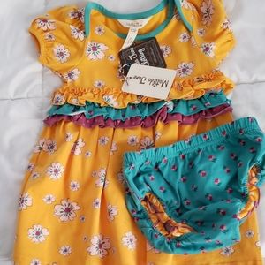 Adorable Matilda Jane 12-18m dress